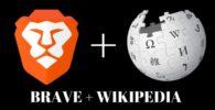 wikipedia acepta propinas de brave