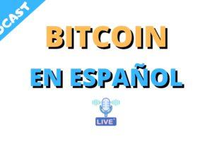 un podcast sobre bitcoin