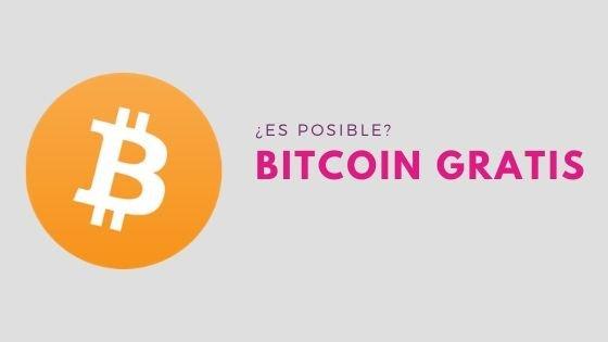 Bitcoin gratis